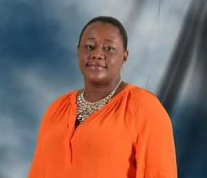 Minister within the Ministry of Social Protection, Simona Broomes.