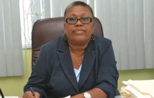 Director of the Child Care and Protection Agency (CPA), Ann Greene