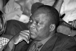 UG Vice Chancellor; Professor Jacob Opadeyi