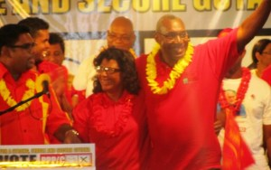 Prime Ministerial Candidate, PPP/C Elisabeth Harper. (iNews' photo)
