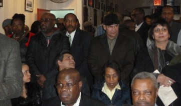 A section of the gathering at the meeting