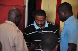 Murder accused, Steven Prescott (iNews' photo)