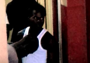 Akeem Charles.