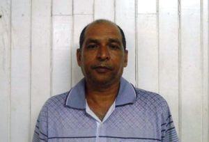 50 – year - old Ralph Ramdhan known as Vernon Rampersaud.