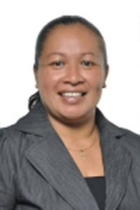 Minister in the Ministry of Communities, Dawn Hasting-Williams.
