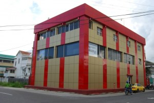Office of the Guyana Times