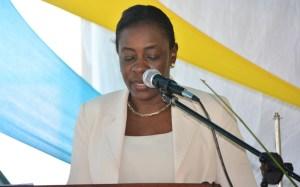 Junior Education Minister, Nicolette Henry