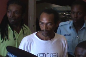 Two of the accused who were charged. [iNews' Photo]