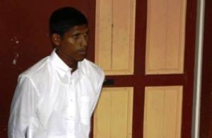 Dhanram Ramdeo Ramlall. [Photo compliments of News Source.]