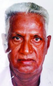 Chopped to death, 81-year-old Arthur Dudnauth