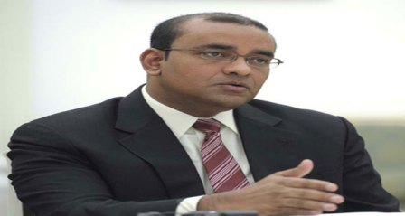 Former President and now Opposition Leader, Bharrat Jagdeo