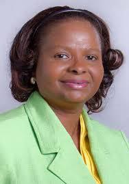 Minister Volda Lawrence