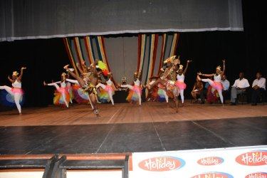 The National Dance Company was among the groups honoured