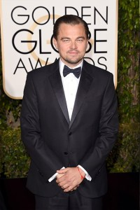 "Leonardo DiCaprio has won the Golden Globe award for best dramatic actor in ""The Revenant."" (Getty Image)"
