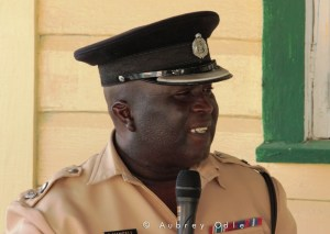 """D"" Division Police Commander, Stephen Mansell"