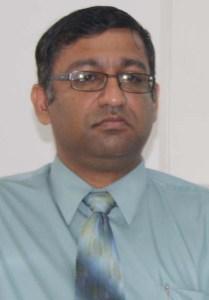 Aeshawar Deonarine