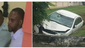 Patrick Higgins; the driver of the car that was involved in the accident