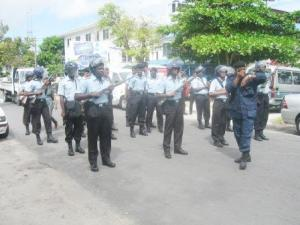 Commissioner of Police, Seelall Persaud says the Guyana Police Force was able to reduce fear of crime in the country in 2015.