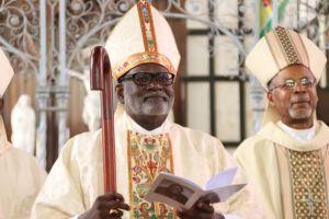 Bishop Charles Alexander Davidson