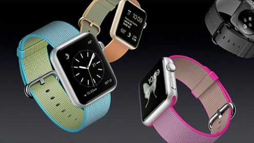 Apple Watch gets cheaper, more colourful