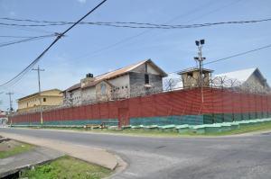 The Camp Street prison
