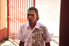 The accused: Dellon Harding