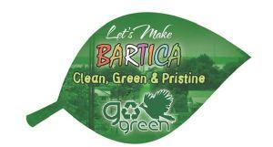 green bartica