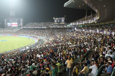 The India-Pakistan match will now be played at the largest cricket stadium in the country © BCCI