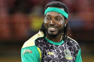 Tallawahs captain Chris Gayle is a star attraction on any cricket ground around the world