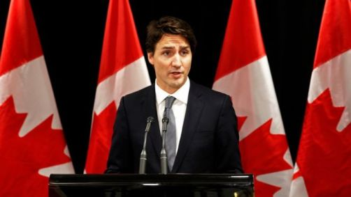 "Canadian Prime Minister Justin Trudeau called the attempted suicides ""heartbreaking"""