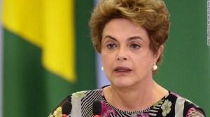 Brazil's President Dilma Rouseff