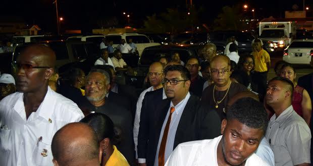 Jagdeo turned away 4