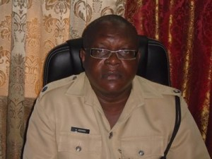 Police 'G' Division- Superintendent, Kevin Adonis