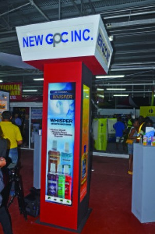 NEW GPC INC is among the more than 300 companies that are exhibiting their services and products at GuyExpo 2016