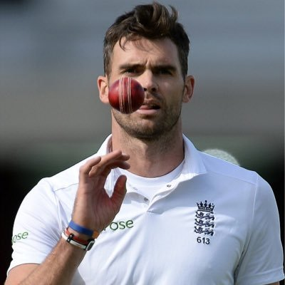 England fast bowler James Anderson, who has taken 18 wickets in the first two Tests against Sri Lanka, has become the No. 1 Test bowler in the ICC rankings