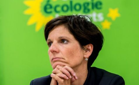 Green Party spokeswoman Sandrine Rousseau alleged that Denis Baupin had groped her in 2011