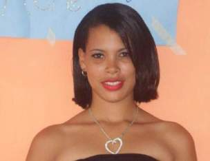 Died yesterday: Candian Boisson lost her life when the vehicle she was travelling in went down a precipice in Maraval. (Photo: TT Express)