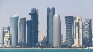 Sexual acts by non-married people are punishable under Qatar's penal code
