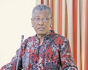 Dr Patricia Rodney
