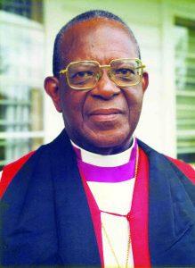 Reverend Bishop Randolph Oswald George