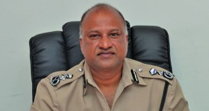 Police Commissioner, Seelall Persaud