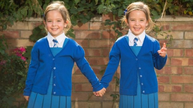 The four-year-olds start school in September (Photo: PA/BBC)