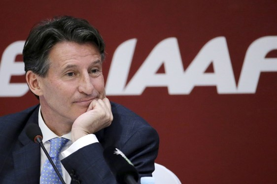 IAAF chief Sebastian Coe said he will not allow Usain Bolt to walk away from the sport.