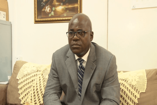 Chief Education Officer (CEO) Olato Sam