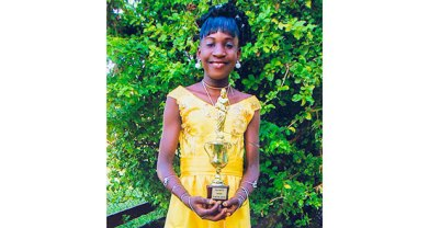 MURDERED: Malika Hamilton
