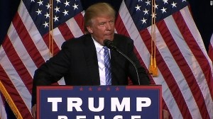 Donald Trump outlines immigration plan in fiery speech tonight