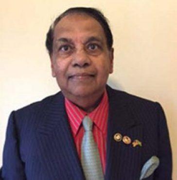 Dr. Shamir Ally