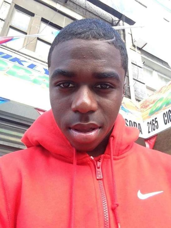 Tyreke Borel, 17, was shot and killed during J'Ouvert celebration. (NY Daily News photo)