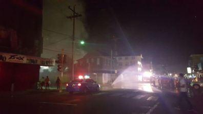 regent-street-fire