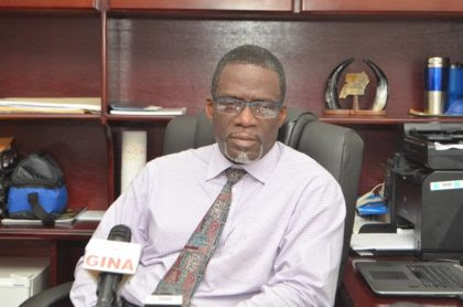 Acting Chief Executive Officer, GPL, Renford Homer